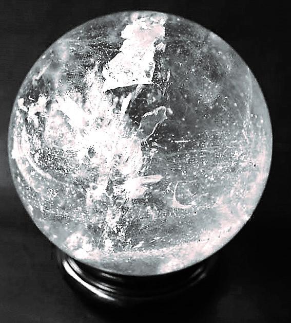 NO1056水晶玉